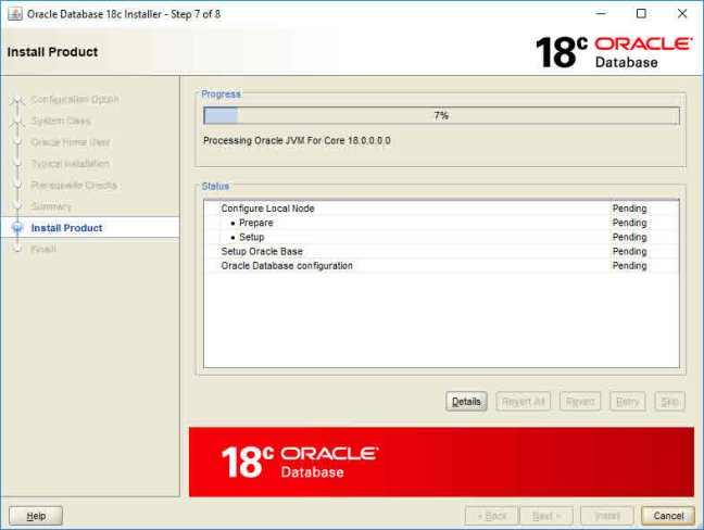 Oracle Database 18c – Ahmed AbdelFattah Blog !