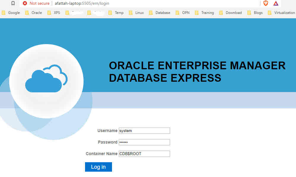 Oracle Database – Ahmed Abdel Fattah Blog !
